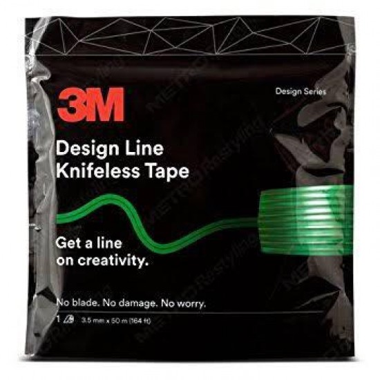 Fita de Corte Knifeless 3M Design Line 3,5mm X 50m